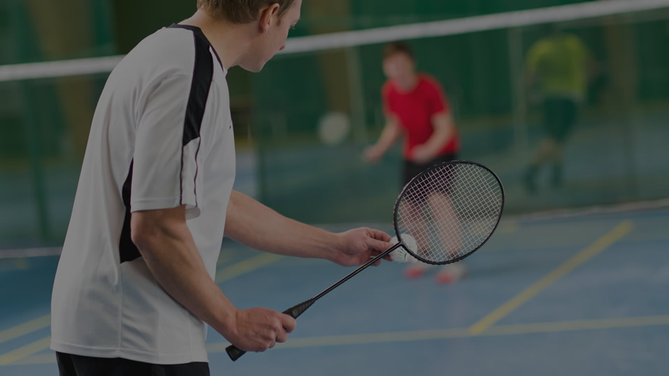Mega Sports Badminton